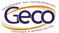 logo geco blanc