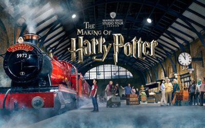 31/10/20 Londres et Studio Harry Potter